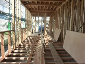 「北町の家」 構造見学会のお知らせ