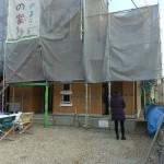 「北町の家」構造見学会