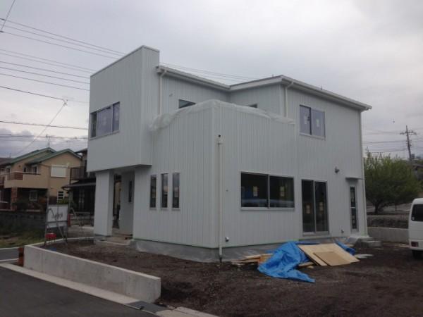 静岡県富士宮市 M様邸仕上げ工程 ハーツハウス